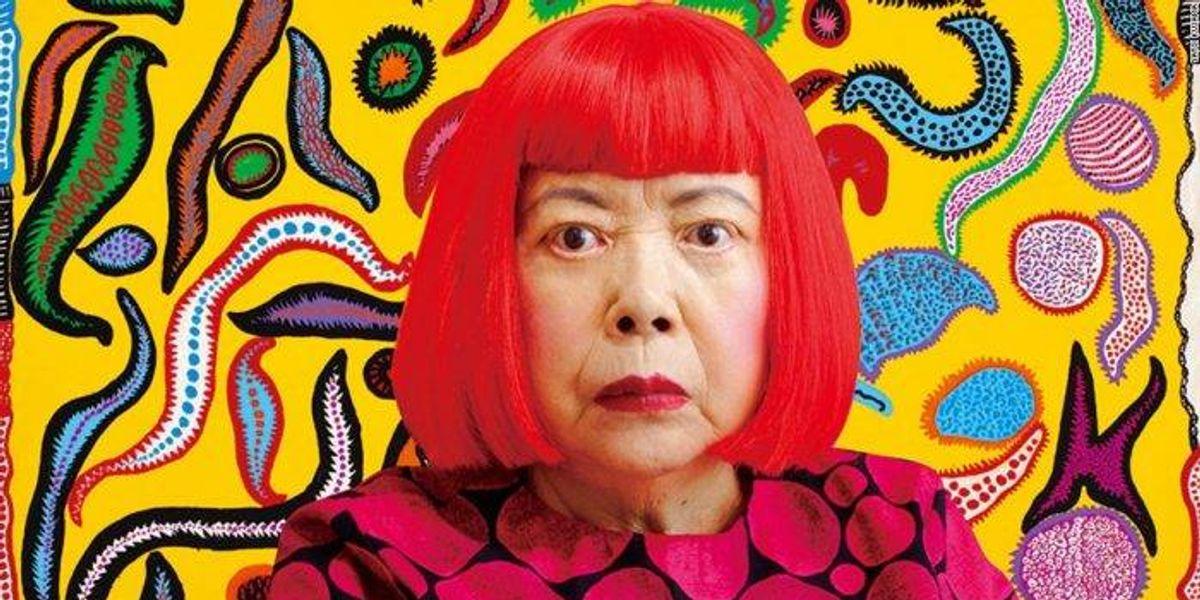 Yayoi Kusama abrirá museo en Tokio