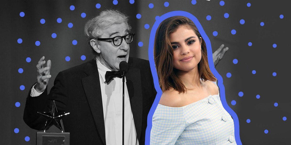 Selena Gomez será la nueva musa de Woody Allen y los fans están muy molestos