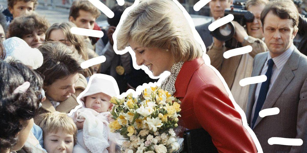 """La """"hija"""" perdida de la princesa Diana que pocos recuerdan"""