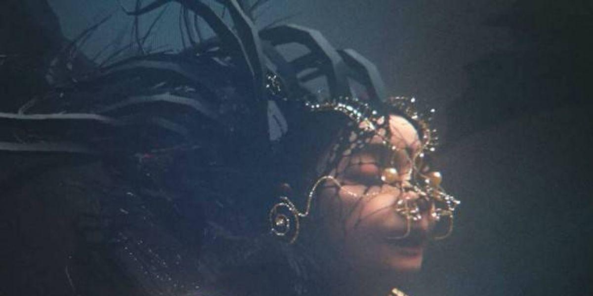 """Björk se convierte en un Avatar en su nuevo video """"Notget VR"""""""
