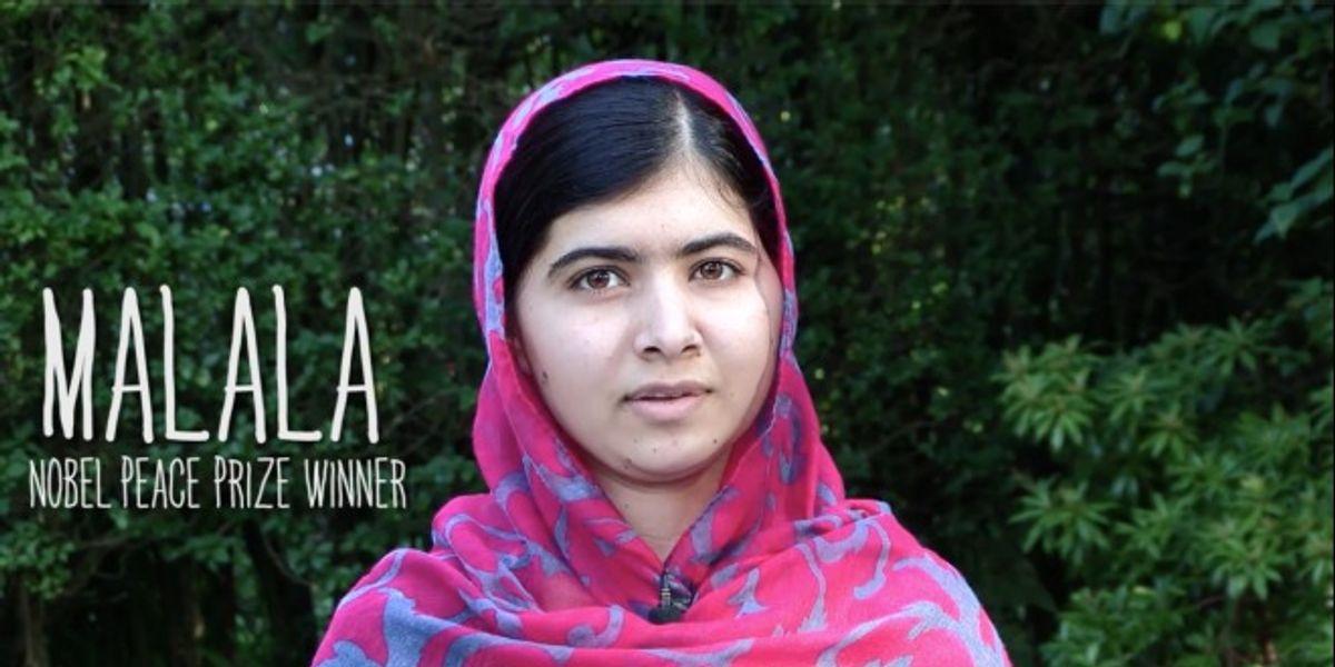 Malala anima a las niñas del mundo a programar