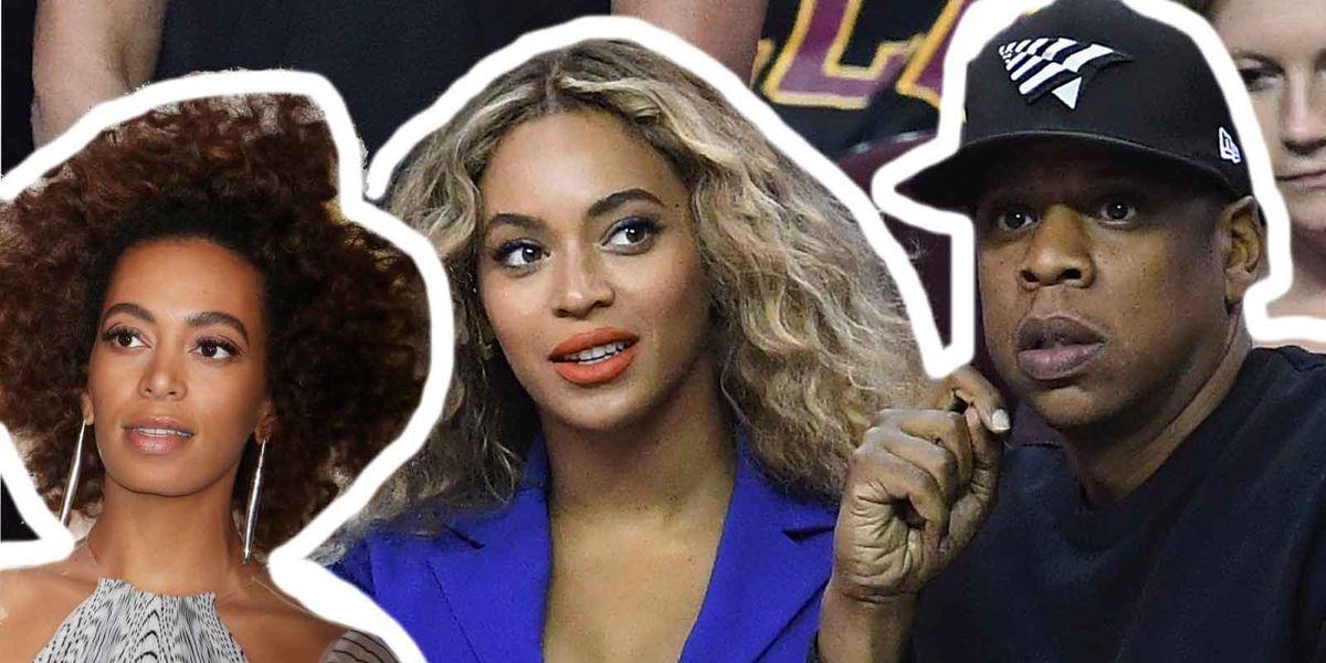 Jay-Z habla por primera vez de la pelea del elevador con la hermana de Beyoncé
