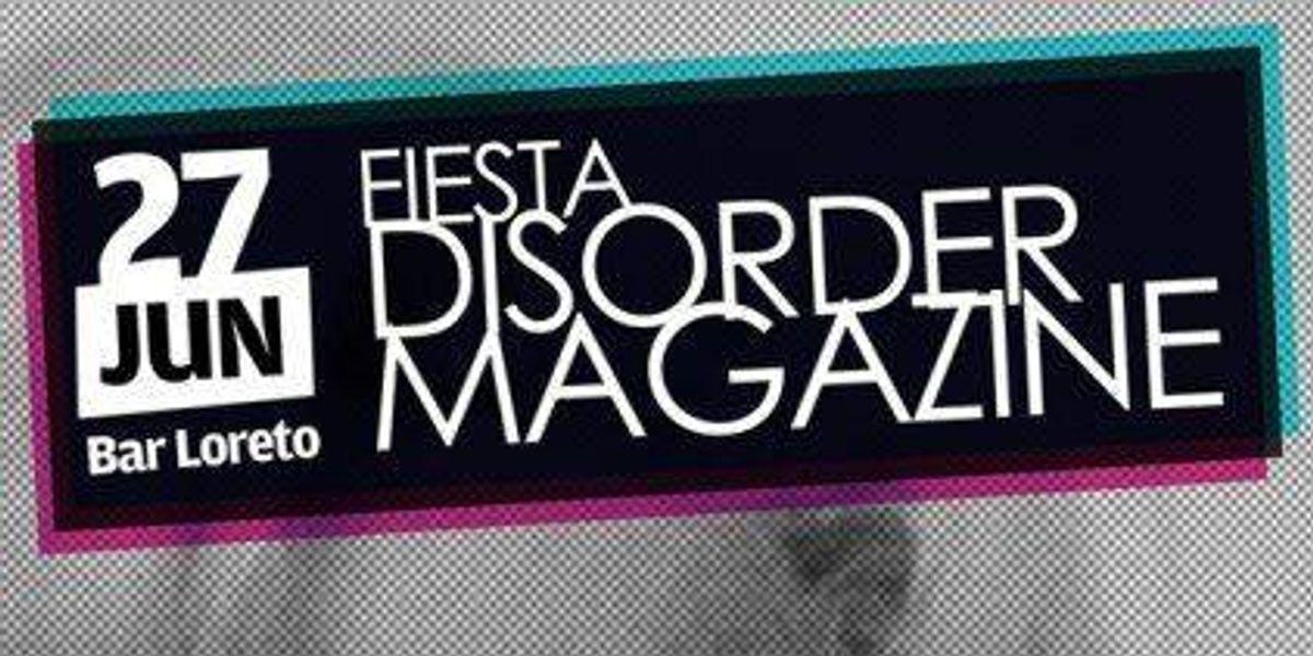 Fiesta Disorder Magazine
