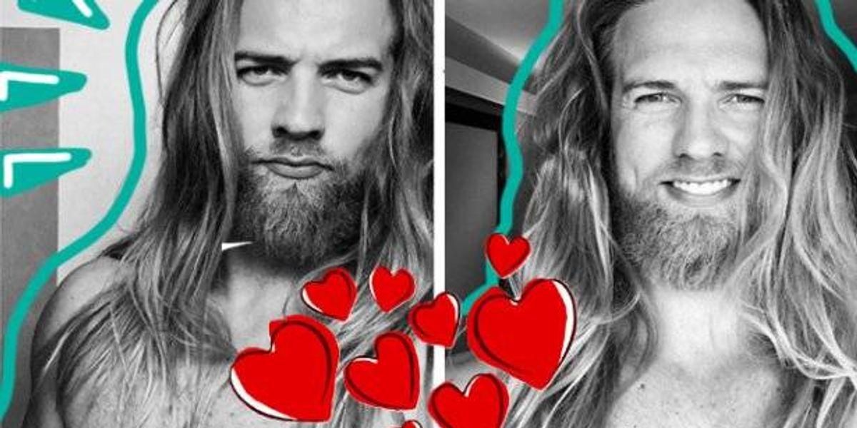 """Lasse Matberg, el """"Vikingo"""" que te enamorará con su sensualidad nórdica"""