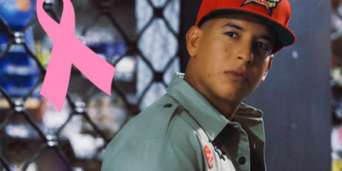 Daddy Yankee se une a la lucha contra el cáncer por un gran motivo