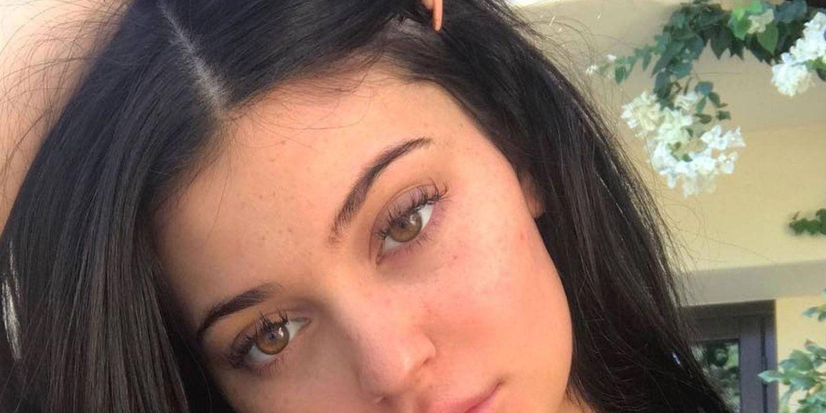 Las imágenes (borrosas) que podrían confirmar el embarazo de Kylie Jenner