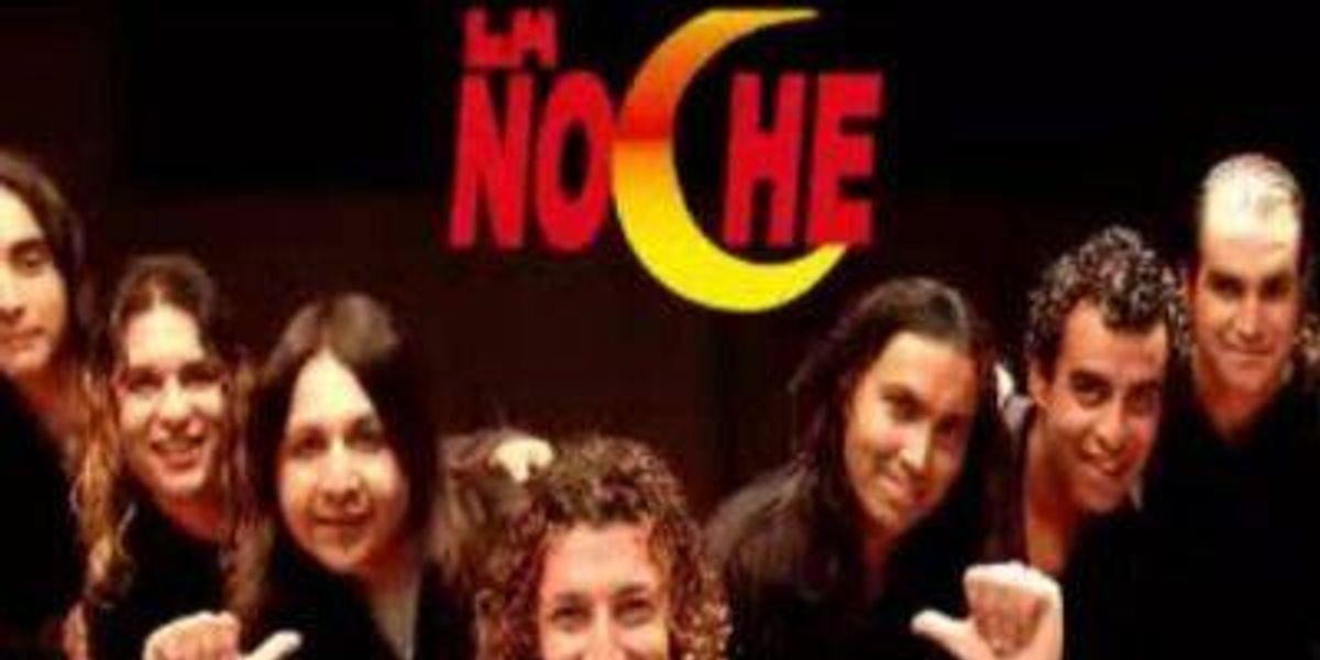 """""""La Noche"""" en Ciclo Movistar Música en SCD: Cancelado!"""