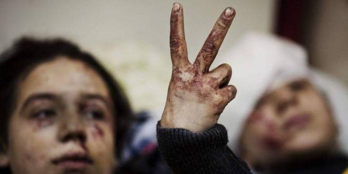 8,4 millones de niños se han visto afectados con la violencia en Siria