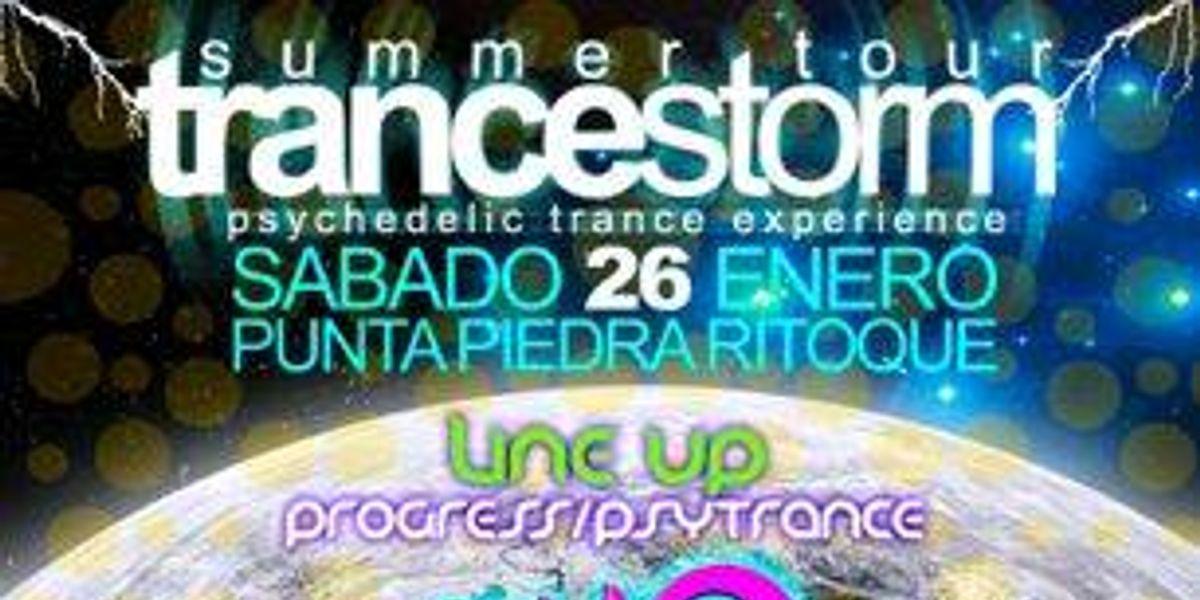 Trancestorm Summer Tour