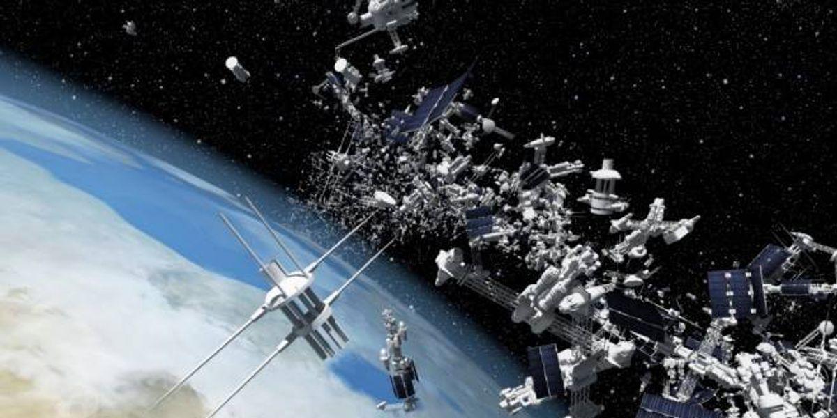 ¿Qué es y dónde está la basura espacial?