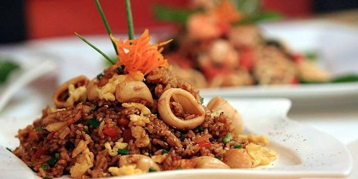 Originales platos chifa causan sensación en Mistura 2012
