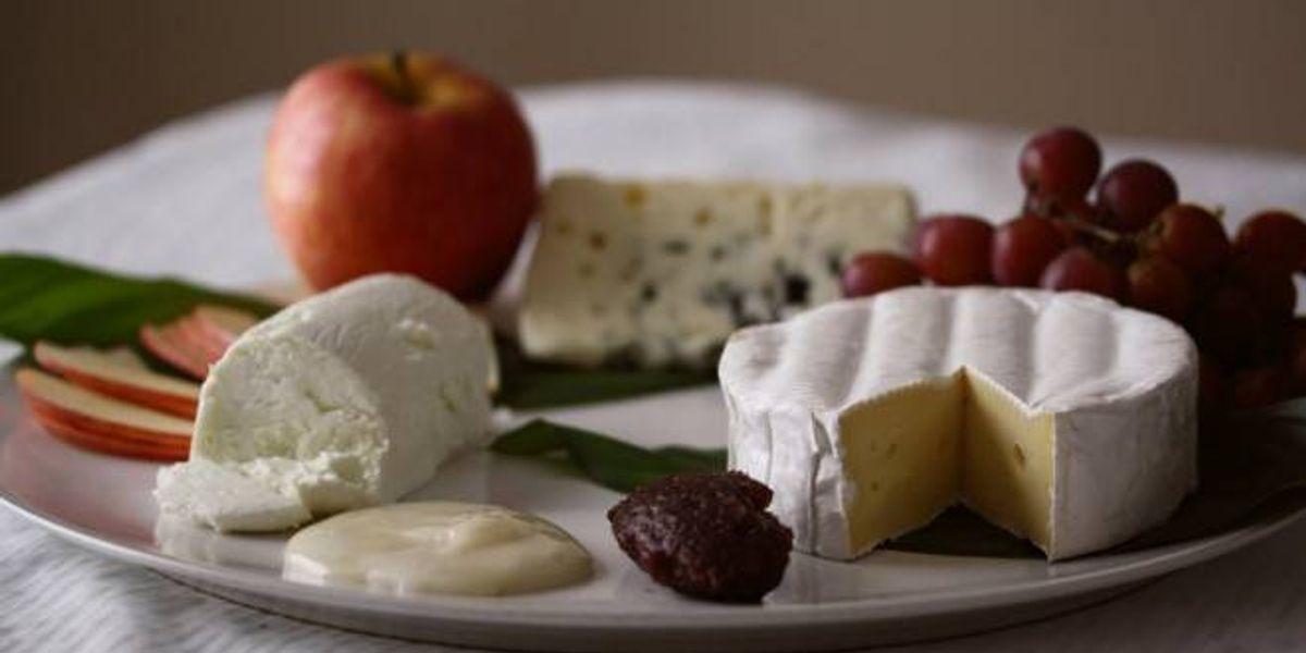 Guía básica de quesos