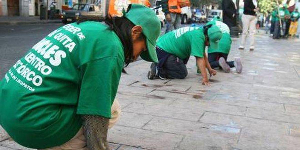 México: ¡A 'despegarse' el mal hábito! Avances y retrocesos de la campaña anti-chicle