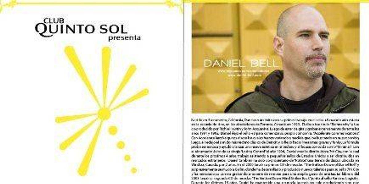 Daniel Bell en Chile