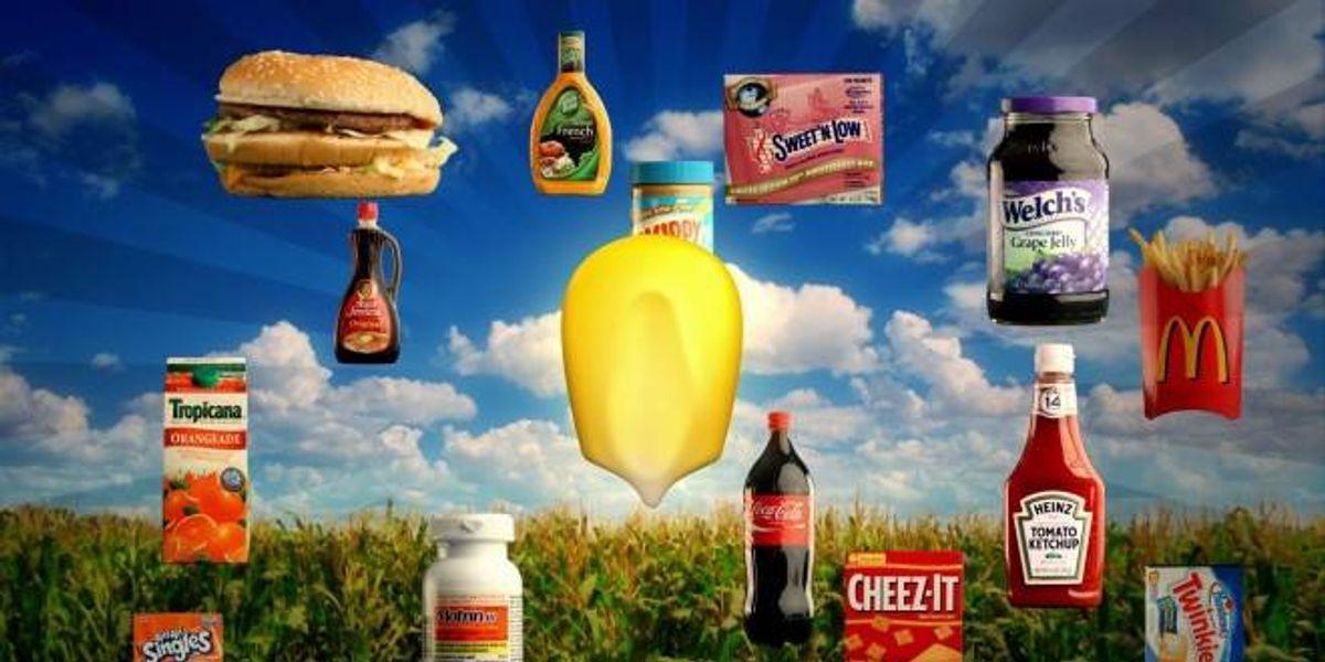 Los peligros del jarabe de maíz de alta fructosa