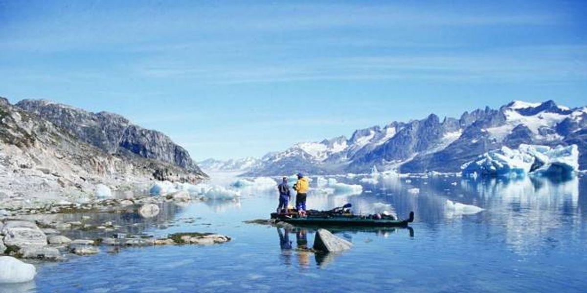 Descubren que el origen de la vida nació en Groenlandia