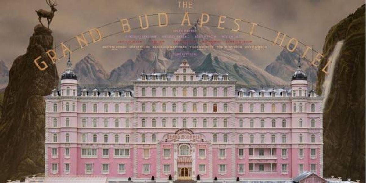 """The Grand Budapest Hotel"", lo nuevo de Wes Anderson"