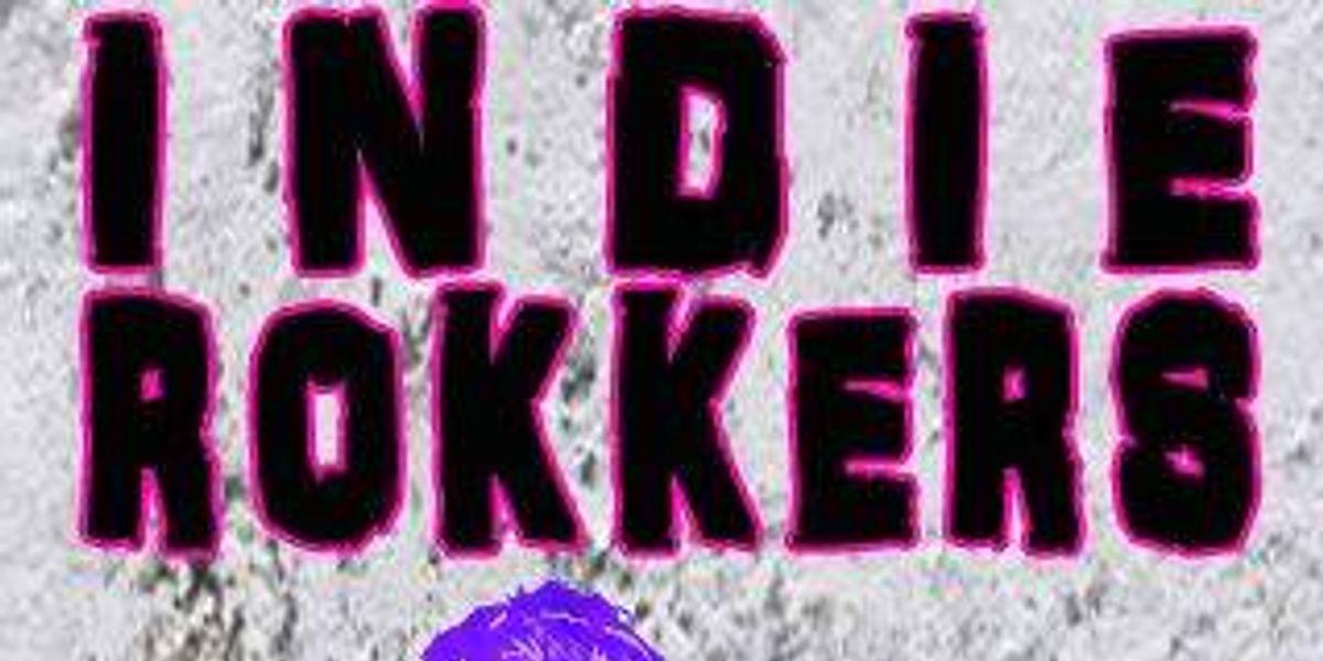 Indie rokkers party