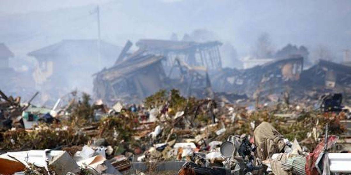 A un mes del terremoto en Japón, nueva réplica de 7,1 remece a la población