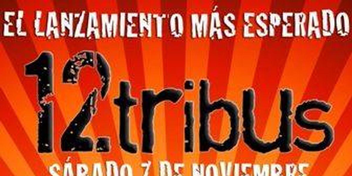 Lanzamiento 12 Tribus