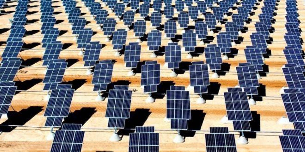 Alemania consigue uso récord de energía solar