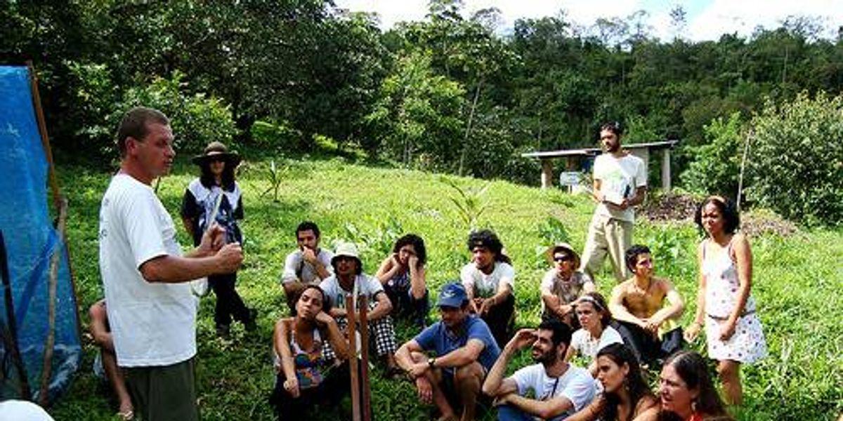 Taller de introducción a la permacultura este fin de semana