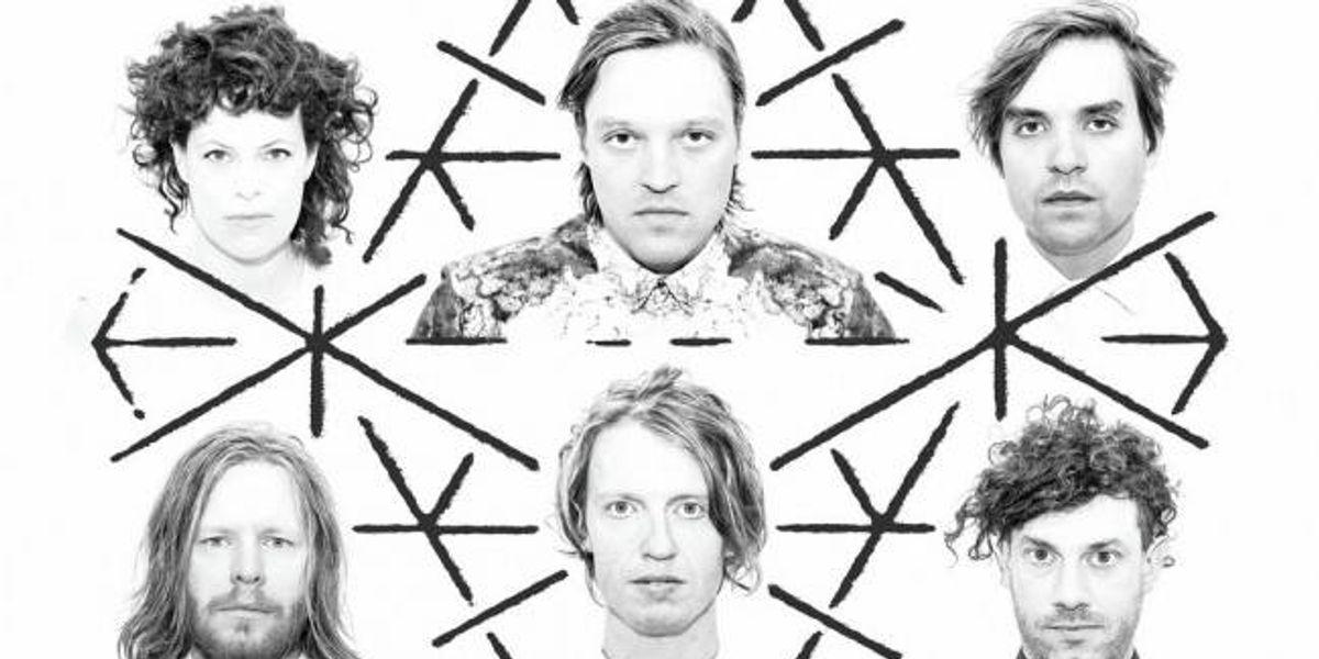 """Escucha """"Reflektor"""", el nuevo álbum de Arcade Fire"""
