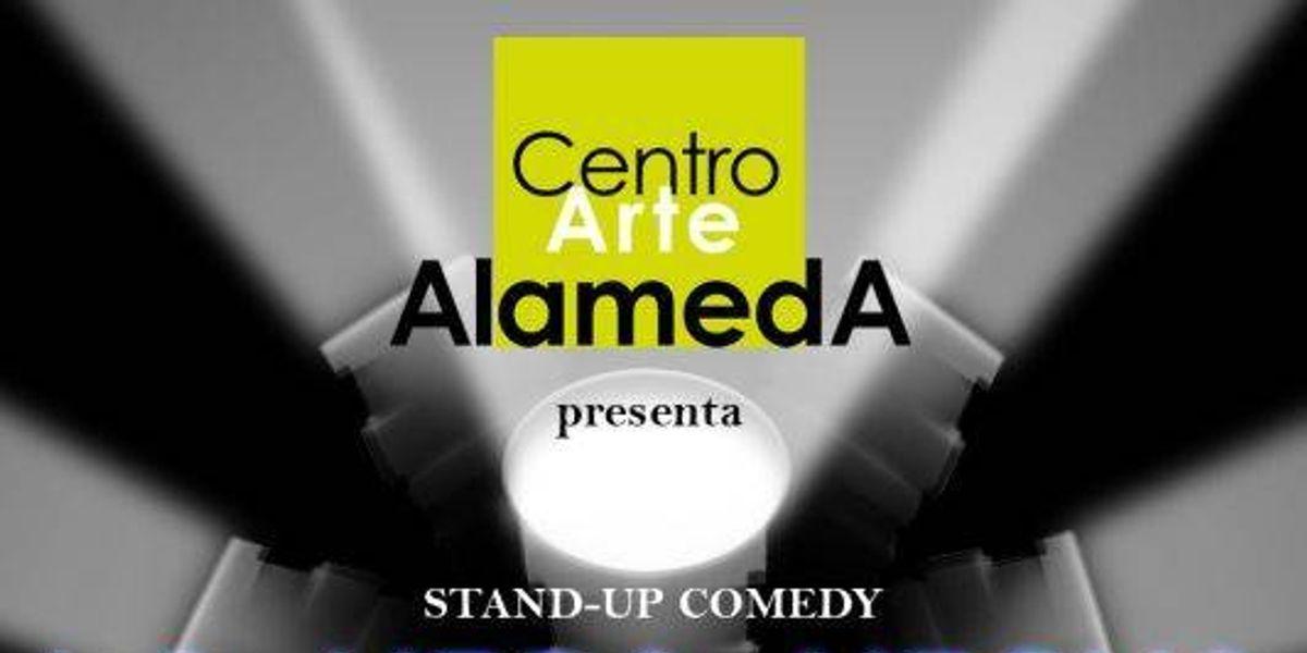 "Stand up comedy ""La vida misma"""