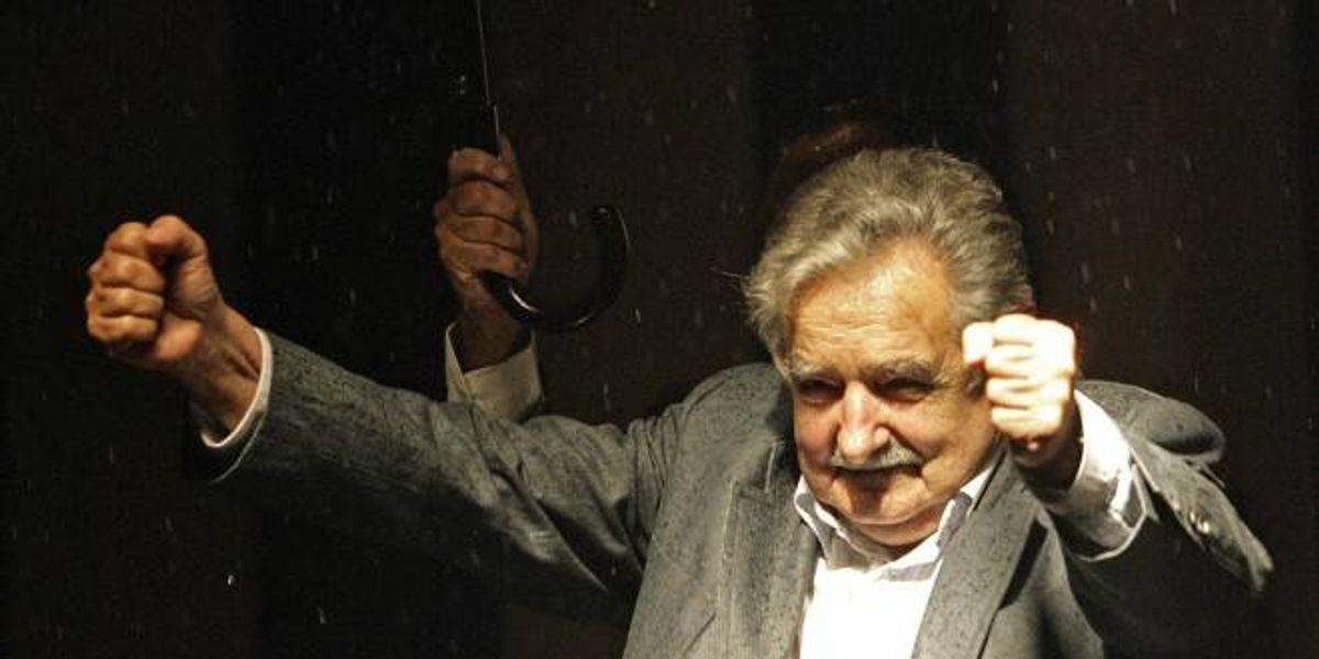 Gran discurso del presidente de Uruguay en Río + 20