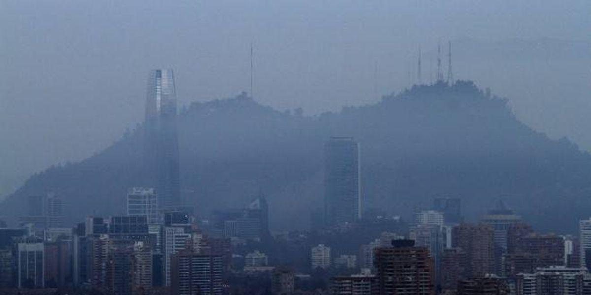 85% de los chilenos no está conforme con las políticas implementadas en el cuidado del aire