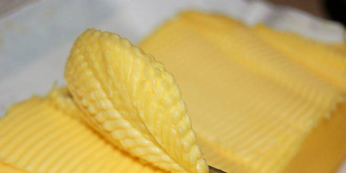 Consejo: Cómo ablandar la mantequilla en minutos
