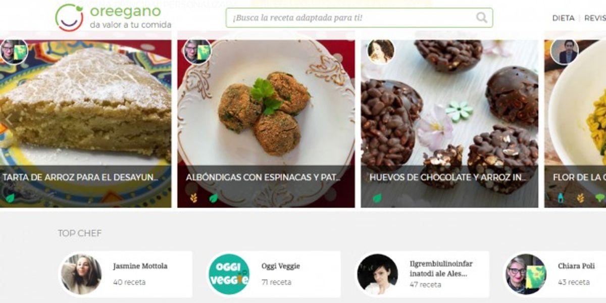 Oreegano, una comunidad en torno a la comida sana
