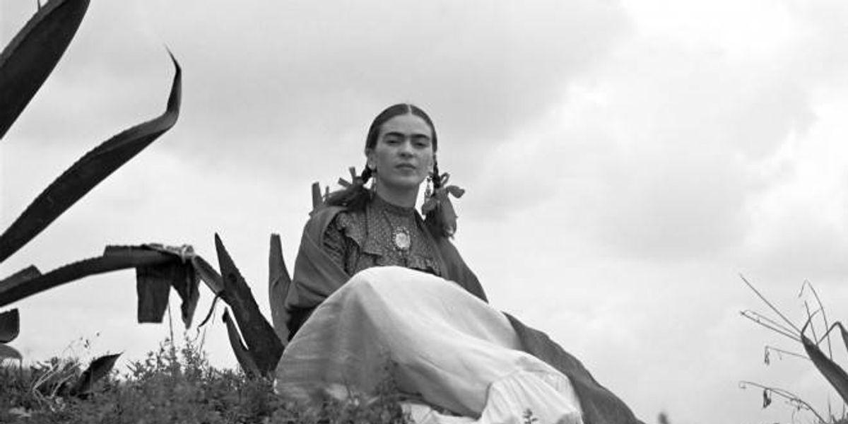 Frida Kahlo y su amor por la naturaleza
