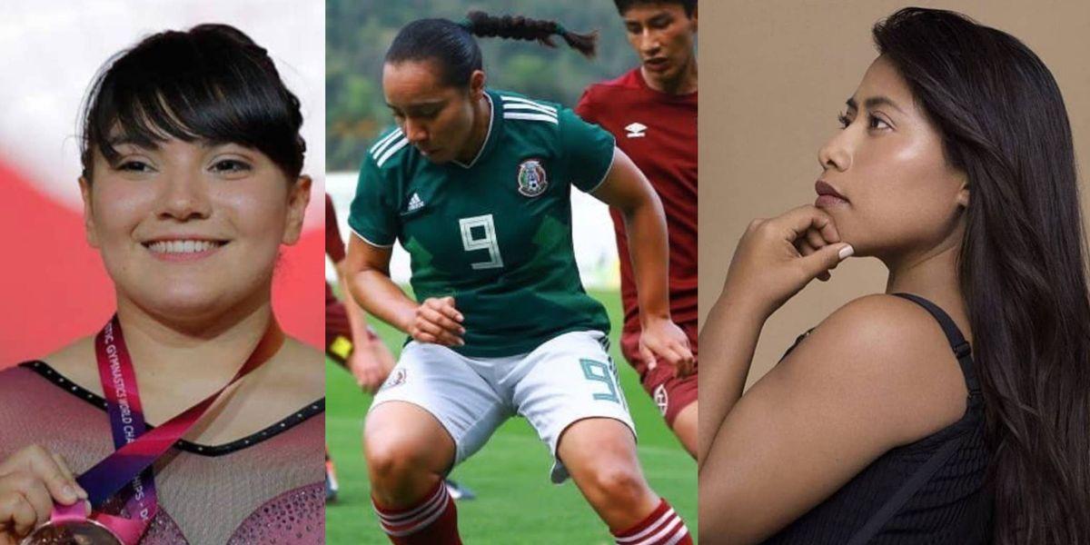 Las 10 mexicanas que enaltecieron a México en 2018