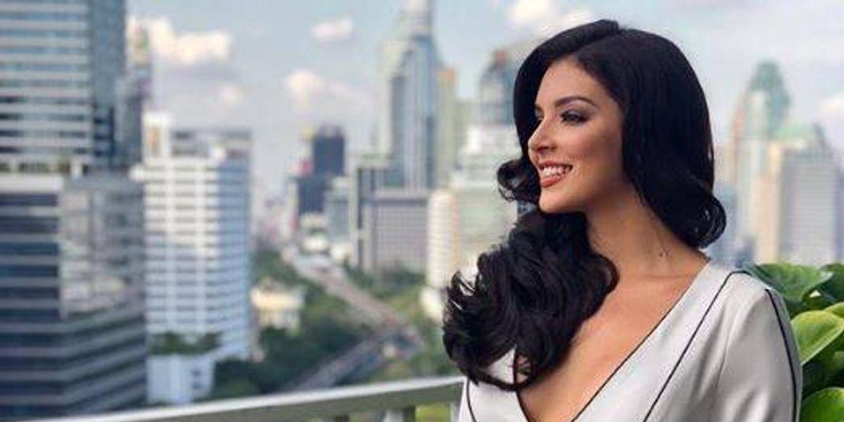 ¡Gracias Andrea Toscano por llevar en alto el nombre de México en el Miss Universo 2018!