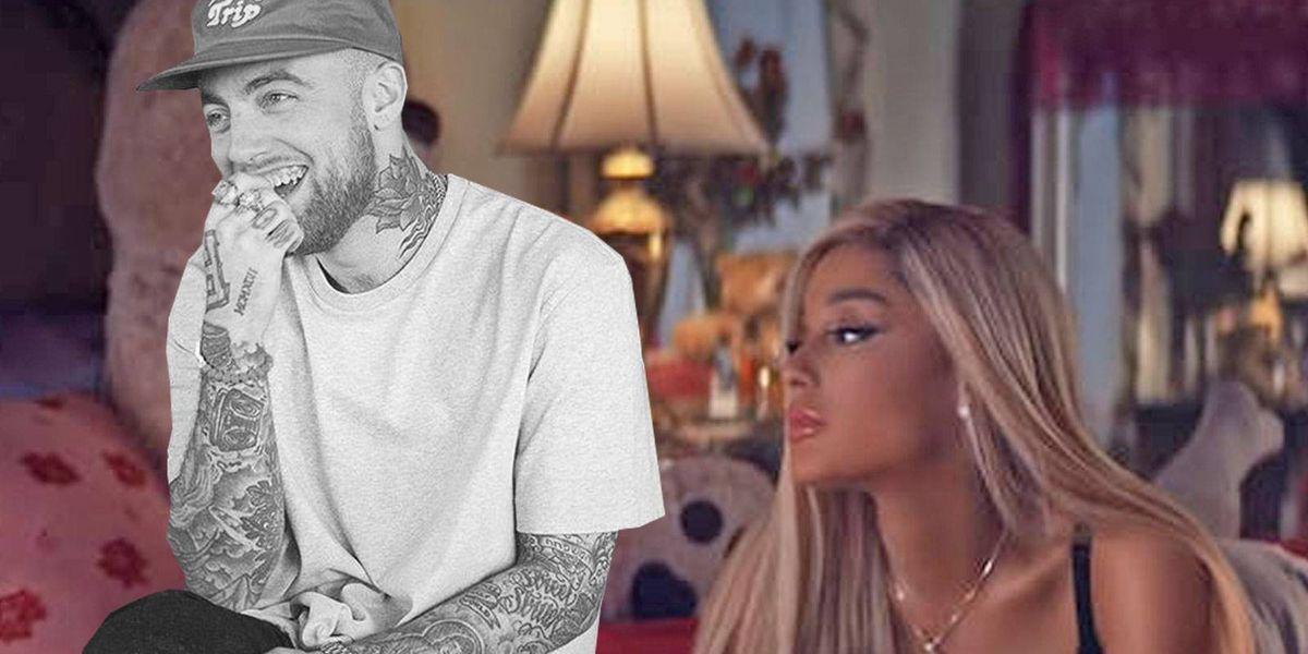 Así recordó Ariana Grande la muerte de Mac Miller en el video de 'Thank u, next'