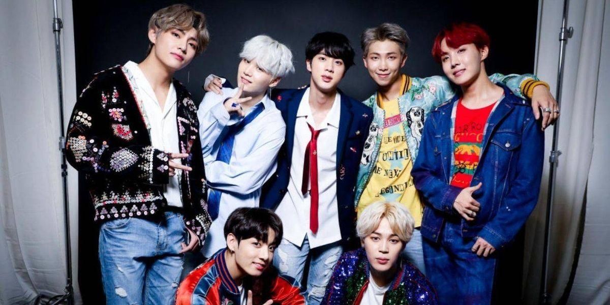 """La agrupación BTS fue elegida """"Persona del Año"""" por la revista TIME"""