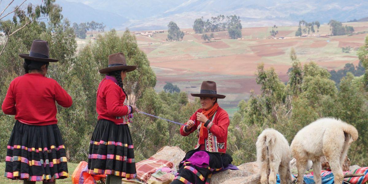 Un encanto en medio de los Andes peruanos, Cusco