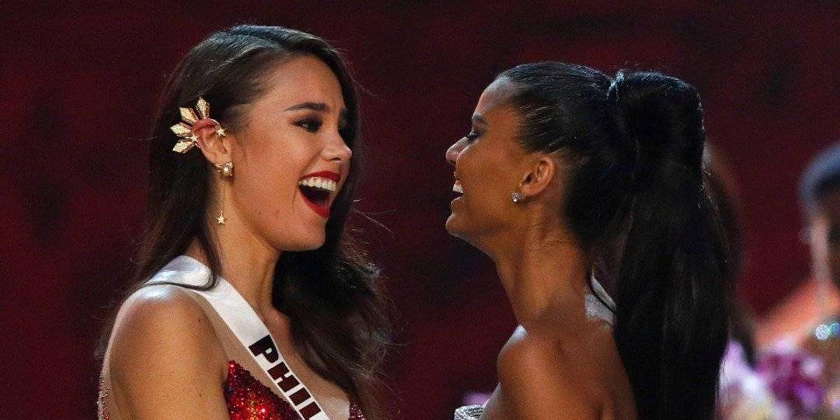"""""""Fue un fraude"""", """"Esa corona está bien puesta"""": Guerra campal en Instagram entre seguidores del Miss Universo"""