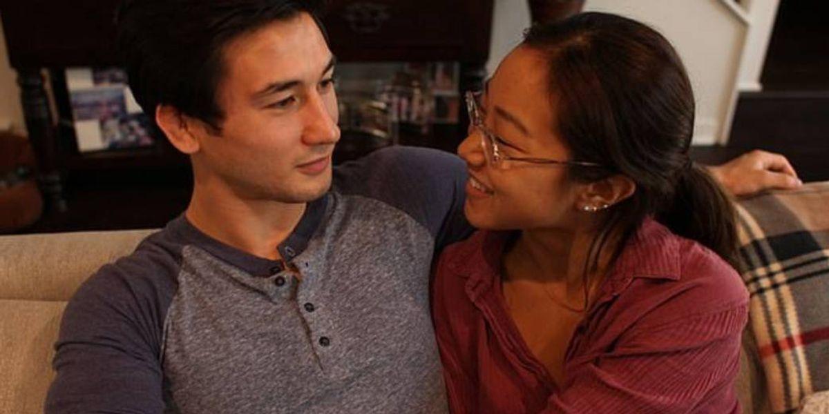 La joven que se registró en Tinder y consiguió novio… ¡Y un nuevo riñón!