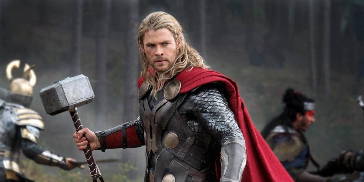 ¡Hijos del Dios del Trueno! Los hijos de Chris Hemsworth creen que de verdad es Thor