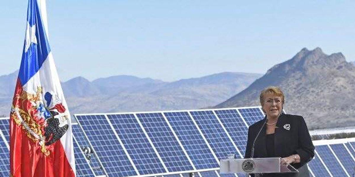 Michelle Bachelet entra en la lista de las mujeres más poderosas del mundo  ¡Conoce las 10 primeras!