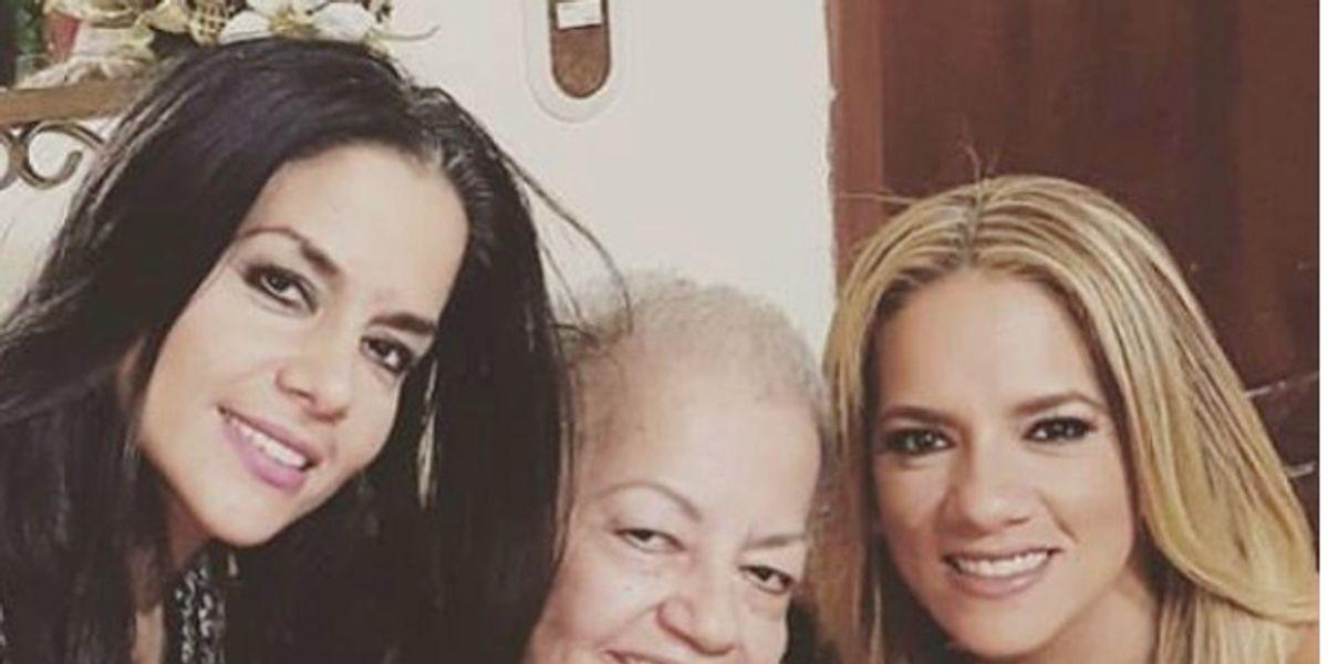 FOTOS: Recordamos los momentos más emotivos de Gaby Pazmiño al lado de su madre, tras su lamentable muerte