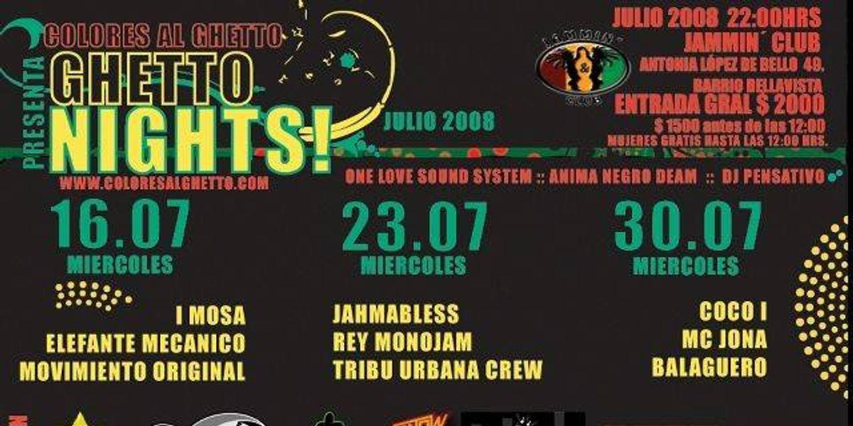 Ghetto Nights!