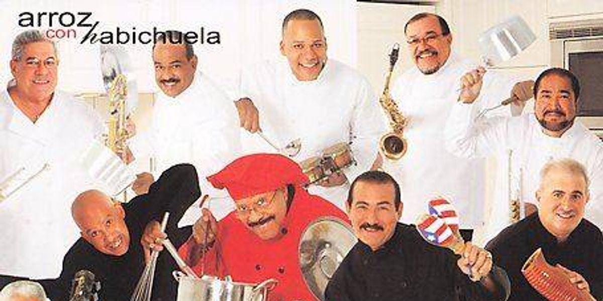Homenaje al Gran Combo de Puerto Rico en Klub Mangosta