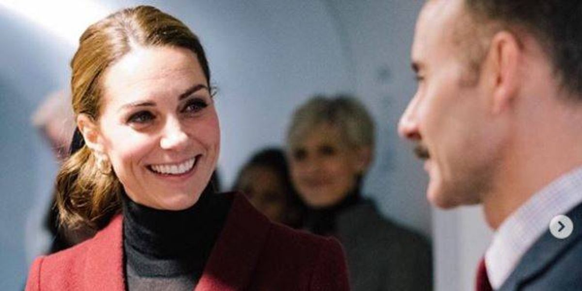 Kate Middleton no aguantó más y confesó todo lo que siente ante la llegada del hijo de Meghan Markle