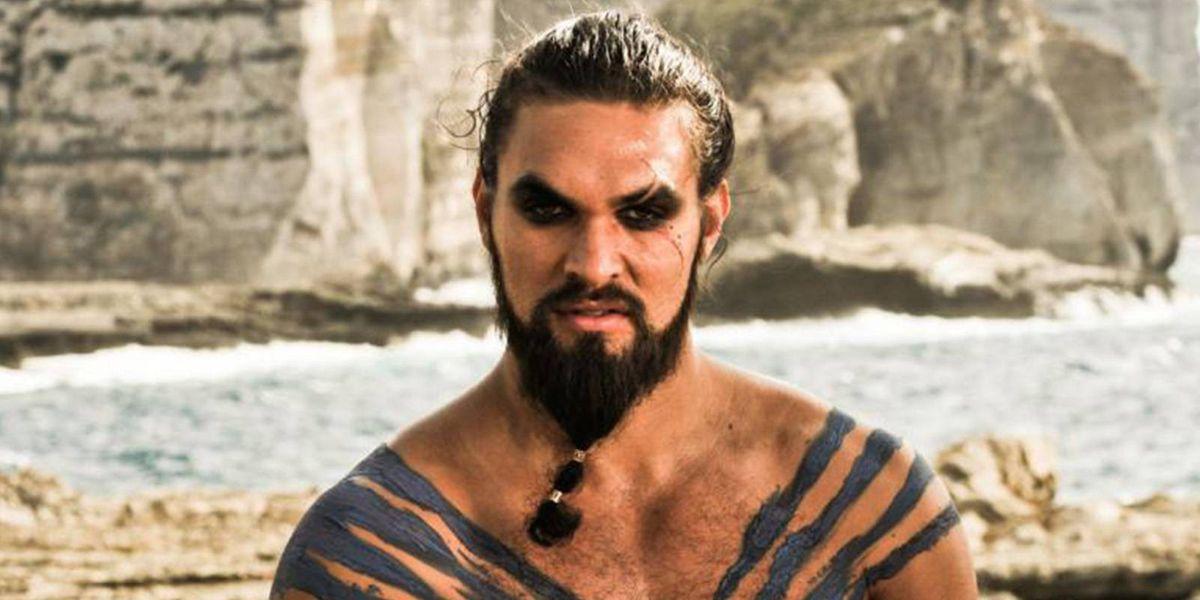 """Jason Momoa interpretó una vez más a Khal Drogo y nos hizo suspirar como en """"Game of Thrones"""""""