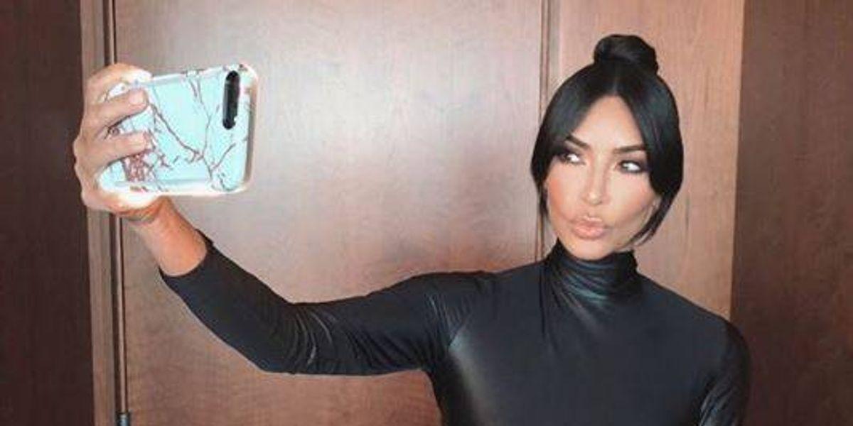 La emotiva sorpresa de Navidad que hizo llorar a Kim Kardashian