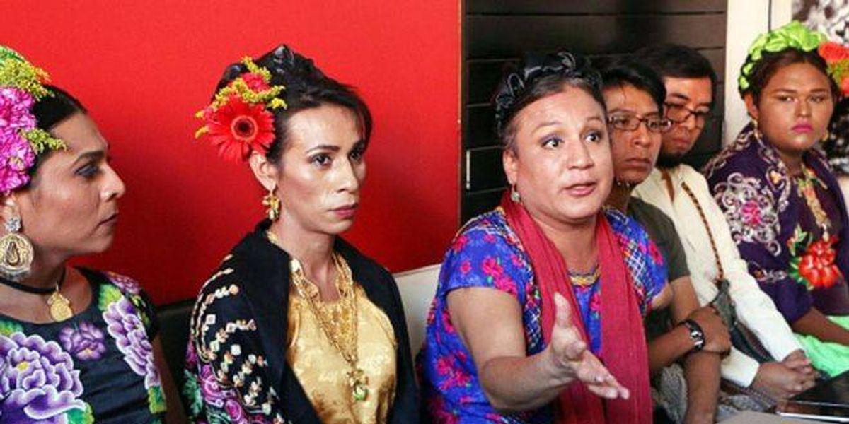 """En México existen los """"muxes"""", personas que no se identifican como hombres ni como mujeres"""