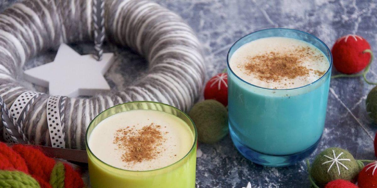 ¡Sorprende con un tradicional 'coquito', la bebida que no puede faltar en Navidad!